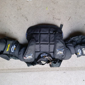 Brian's Kevlar Youth Goalie Hockey Chest Protector
