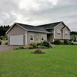 Gorgeous like new home for sale just outside Sussex, NB