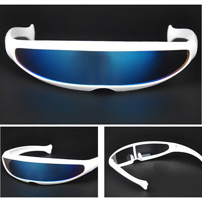 Cool New Stylish Robot Personality Sunglasses UV400 Lenses (Stylish Sunglass)