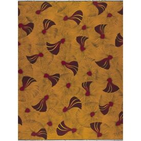 VLISCO Print Wax Holland 2 or 4 Yards Affrican Fabric