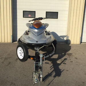 2009 Sea doo Rxpx 255 with yacht club trailer