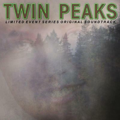 Twin Peaks Limited Event Series Soundtrack Score Digipak Cd New