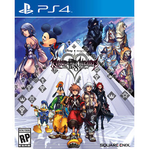 PS4 Game - Kingdom Hearts HD 2.8: Final Chapter Prologue - New