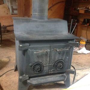 Conestogo wood stove