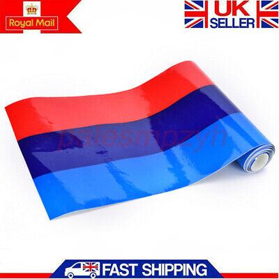 2m 3 Color For BMW M Sport Auto Tech Stripes Sticker Vinyl Decal Badge Emblem 1X