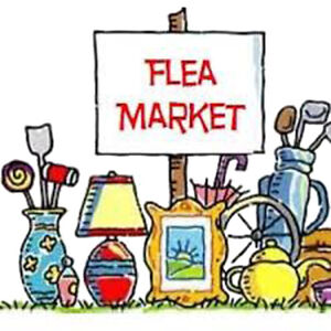 Scouts Flea Market Fundraiser - Brown Hall - March 23rd 10-2pm