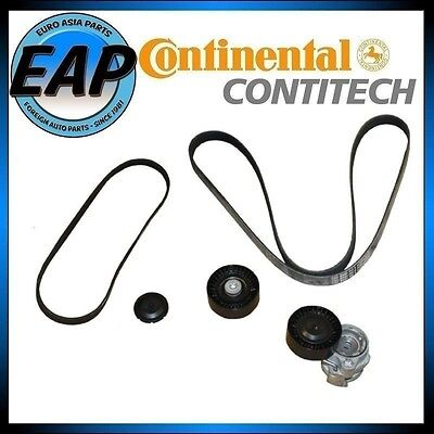 For 545I 550I 645CI 650I 4.4L 4.8L OEM Accessory Serpentine Belt Tensioner Kit