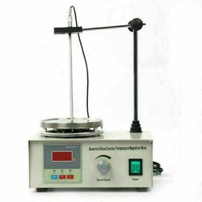 Digital Laboratory Hotplate Magnetic Stirrer Mixer Stirring Machine Ac 110v