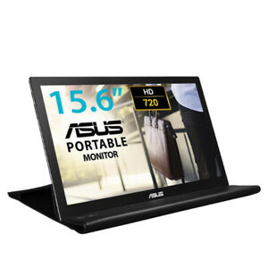 ASUS MB168B 15.6 HD Portable USB-Powered Monitor with box never