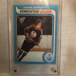 Wayne Gretzky Rookie Card Topps Kijiji In Ontario Buy