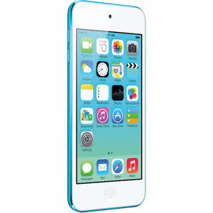 Beautifully Maintained iPod Touch 5th Generation Blue 32GB