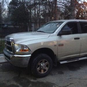 Dodge Ram 2500 diesel 4x4