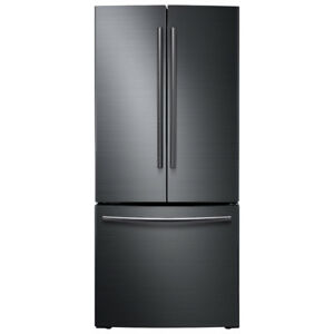 "Samsung 30"" 21.8 Cu. Ft. French Door Refrigerator *NEW*"