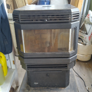 Enviro EF3 Pellet Stove - Made in Canada