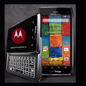16GB UNLOCKED PENTABAND MOTOROLA DROID4 HD