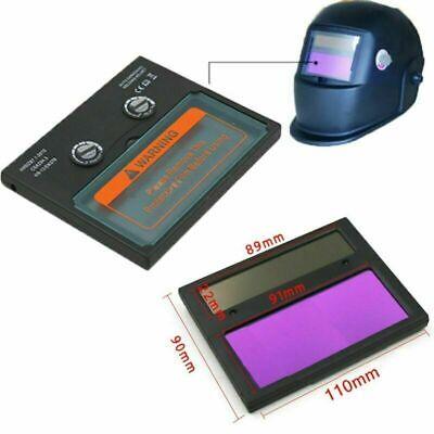 Automatik Schweißschutzglas Welding Linsen Filter Für Schweißerhelme Maske Solar