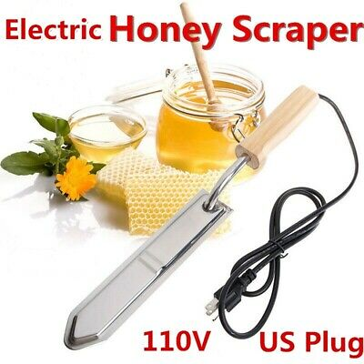 Electric Scraping Honey Extractor Uncapping Hot Knife Beekeeping Equipment