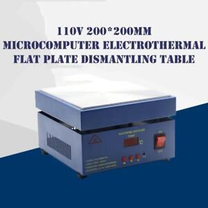 Electronic Hot Plate Preheat Preheating Station 110V 251108