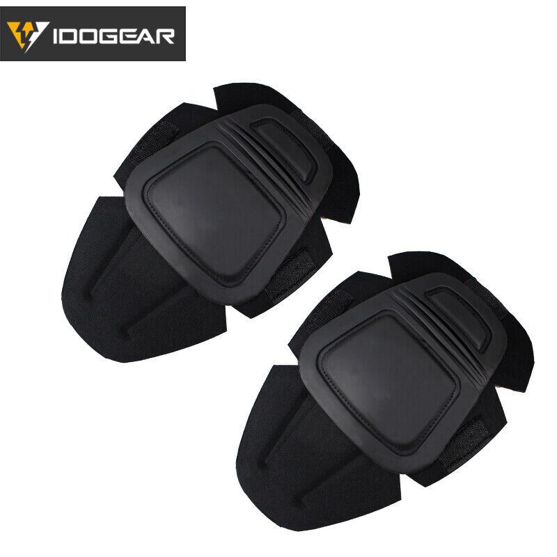 IDOGEAR G3 Tactical Combat Knee Pads Protective Knee Cap For G3 pants Paintball