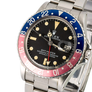 Looking for a Vintage Rolex or Omega Watch