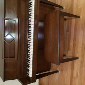 Piano for Pick-up