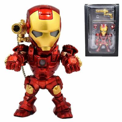 Iron Man Mark MK42 Ironman Sound Control LED Light Toy Action Figure New in Box (Iron Man Mark 42)