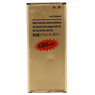 New High Capacity 4200 mAh Battery For Samsung Galaxy Note 4 Edge SM-N915
