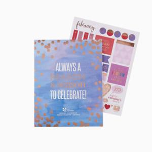 Erin Condren Monthly Sticker Book Edition 3 Planner Stickers