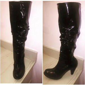KNEE LENGTH BOOTS - NEW