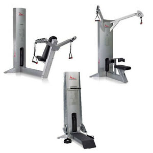 COMMERCIAL GYM FITNESS EQUIPMENT FREEMOTION CABLE CROSSOVER