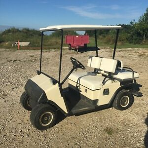 Priced to sell, EX Go 45 Electric Golf cart, 4 seater