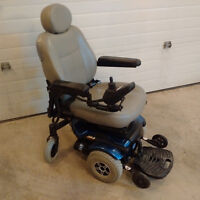 Used Pride Mobility Chair