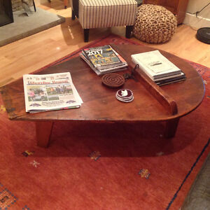Antique Billow Coffee Table