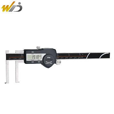 8-150 Mm Electronic Digital Inside Groove Caliper With Knife Edge Caliper Steel