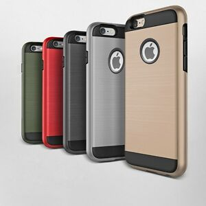 TOUGH ARMY GREEN HYBRID BRUSHED HEAVY DUTY CASE FOR IPHONE 6, 6S Regina Regina Area image 9
