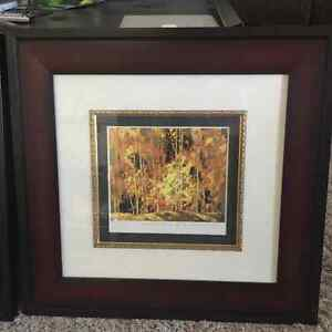 3 - Group of Seven signed prints