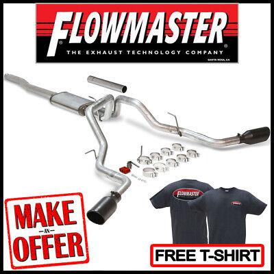 "Flowmaster Cat-Back FlowFX 2.5"" Exhaust Kit 2004-2008 Ford F-150 4.6L 5.4L"