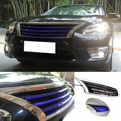 Grille Radiator With Light Luminated For Nissan Teana Altima 2013-2015