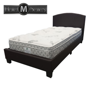 Euro Top Mattress and Platform bed for $399!!