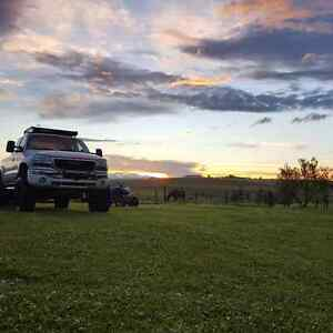 Lifted 2004 GMC 2500 6.0