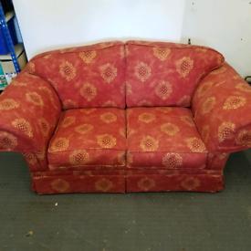 Unused as new sofa settee