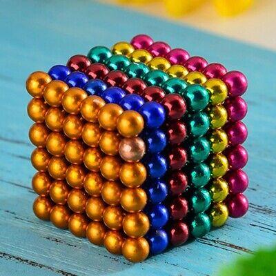 Multicolor 5mm Magic Cube Funny Toys 216 Pcs