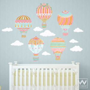 Wall decals for baby room