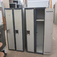"Locker Sets - 24""w x 60""h x 18""d"