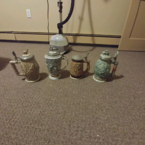 Steins for sale 15 each