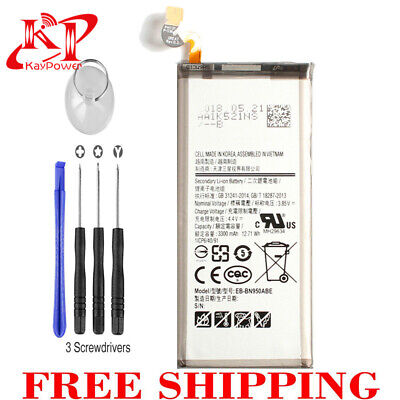 OEM Samsung Galaxy Note 8 Battery EB-BN950ABA Original Replacement 3300mAh+Tools