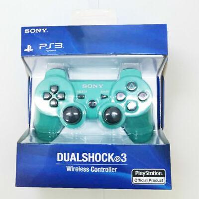 PS3 Wireless DualShock 3 Controller Joystick GamePad Green for PlayStation3