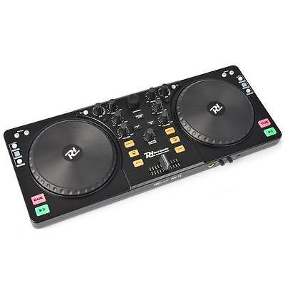 USB MIDI DJ CONTROLLER STUDIO MIXER AUDIO INTERFACE MISCHPULT MIX