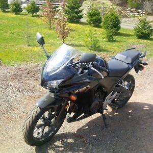 Honda 500 Sport Bike