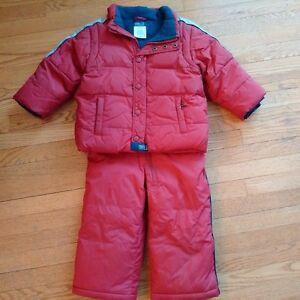 Roots 2 pc ski suit